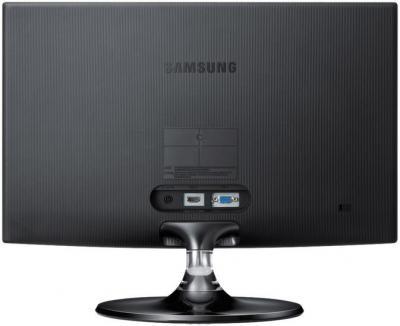 Монитор Samsung S27B350H (LS27B350HS/CI) - вид сзади