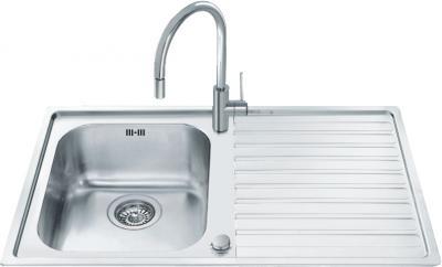 Мойка кухонная Smeg LLR861 - общий вид