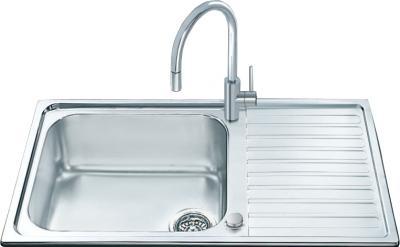 Мойка кухонная Smeg LGR861 - Общий вид