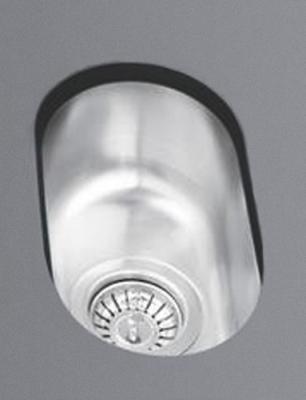 Мойка кухонная Smeg BST16 - общий вид