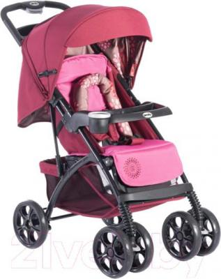 Детская прогулочная коляска Geoby C819R (R4HC)