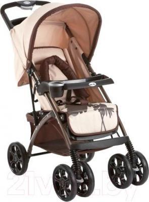 Детская прогулочная коляска Geoby C819R (RMFY)