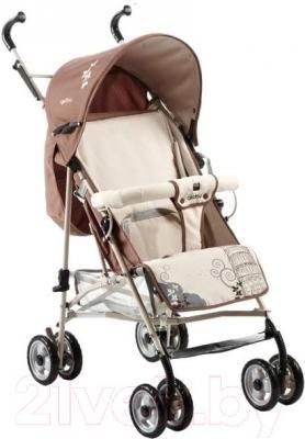 Детская прогулочная коляска Geoby D208R (R332)