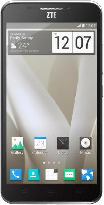 Смартфон ZTE Grand S2  (серый)
