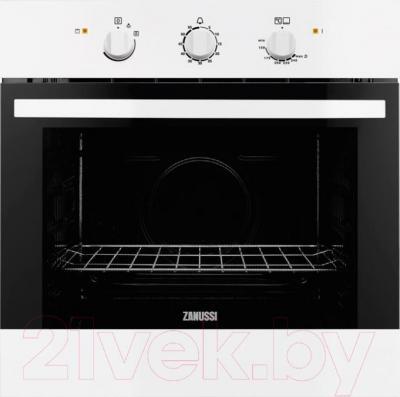 Газовый духовой шкаф Zanussi ZOG511211W