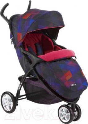 Детская прогулочная коляска Geoby C409 (W3HZ)