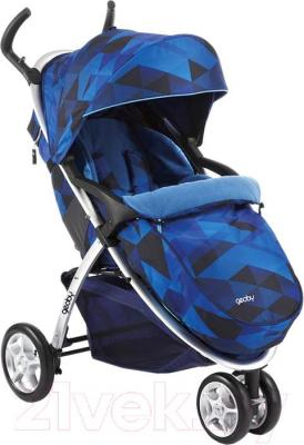 Детская прогулочная коляска Geoby C409 (W3HL)