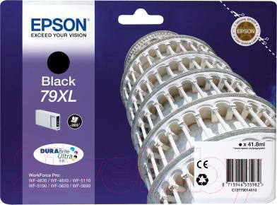 Картридж Epson C13T79014010