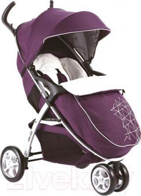 Детская прогулочная коляска Geoby C409 (R361)