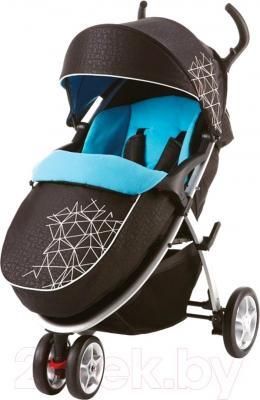 Детская прогулочная коляска Geoby C409 (WGJW)