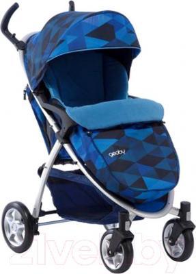 Детская прогулочная коляска Geoby C409M (W3HL)