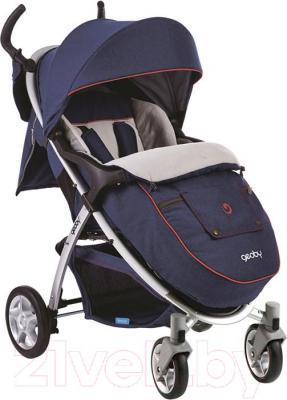 Детская прогулочная коляска Geoby C409M (RLNZ)