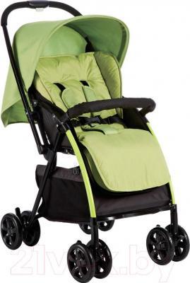 Детская прогулочная коляска Happy Dino LC598 (зеленый)