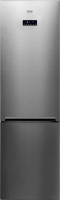 Холодильник с морозильником Beko RCNK365E20ZX -