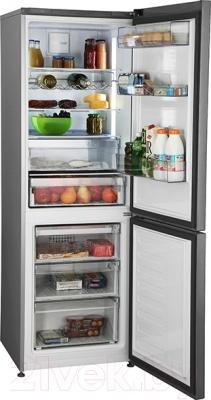 Холодильник с морозильником Beko RCNK365E20ZS
