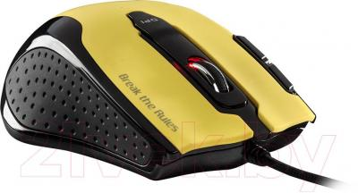Мышь Tesoro Shrike TS-H2L (желтый)