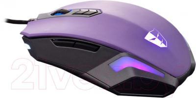 Мышь Tesoro Gungnir TS-H5L (фиолетовый)