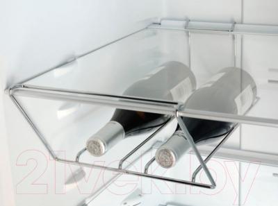 Холодильник с морозильником Hotpoint E4DG AA X MTZ