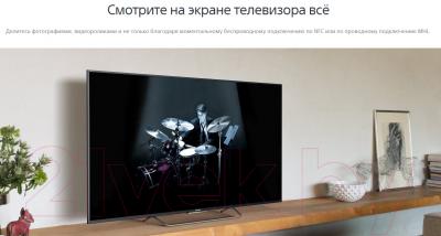 Телевизор Sony KDL-55W807CS