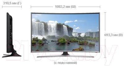 Телевизор Samsung UE48J6590AU