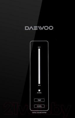 Холодильник с морозильником Daewoo RN-T455NPB