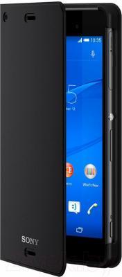 Чехол-зарядка Sony WCR14B (черный)