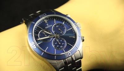 Часы мужские наручные Festina F16762/2