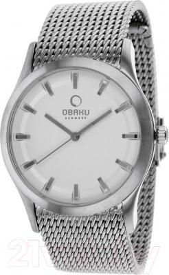 Часы мужские наручные Obaku V124GCIMC1