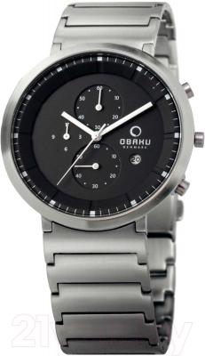 Часы мужские наручные Obaku V147GCBSC1