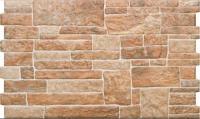 Фасад клинкерный Cerrad Сanella Ginger (490x300) -