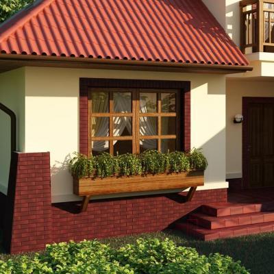 Фасад клинкерный Cerrad Contry Wisnia Рустик (245x65)