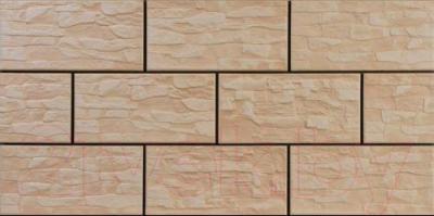 Фасад клинкерный Cerrad CER 11 Каппучино (300x148)