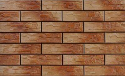 Фасад клинкерный Cerrad CER 8 Bis Мокка (300x74)