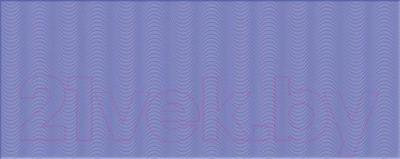 Плитка для стен ванной Azori Gloss Viola (505x201)