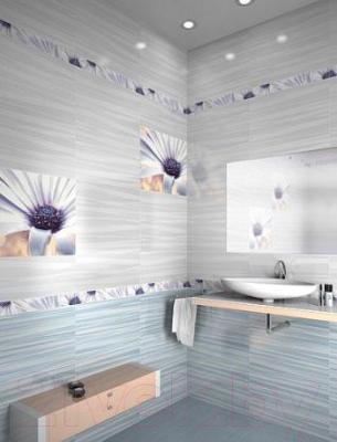 Бордюр для ванной Azori Ethel Camilla (505x62)