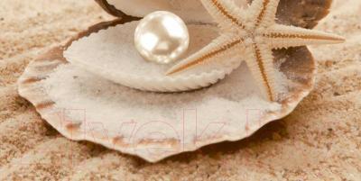 Декоративная плитка для ванной Нефрит-Керамика Аликанте 2 (500x250, бежевый)
