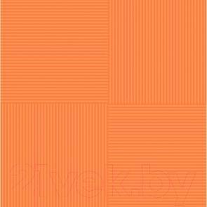 Плитка для пола ванной Нефрит-Керамика Кураж 2 (330x330, оранжевый)