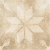 Декоративная плитка для ванной Opoczno Basic Palette Beige Pettern В OP631-043-1 (297x297) -