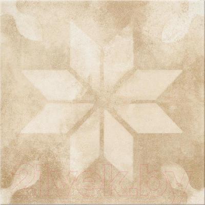 Декоративная плитка Opoczno Basic Palette Beige Pettern В OP631-043-1 (297x297)