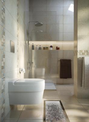 Бордюр для ванной Opoczno Avenue Green Stone OD359-001 (297x48)