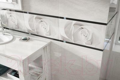 Бордюр для ванной Opoczno Effecta Gold OD353-009 (600x25)