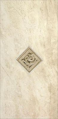 Декоративная плитка для ванной Opoczno Salonika Krem OD006-004 (593x290)