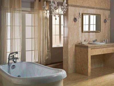 Бордюр для ванной Opoczno Salonika Krem Classic OD006-006 (593x61)