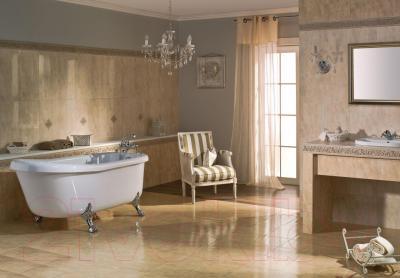 Бордюр для ванной Opoczno Salonika Krem Classic OD006-008 (290x61)
