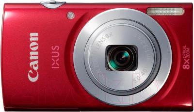Компактный фотоаппарат Canon Digital IXUS 145 (красный)