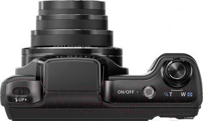 Компактный фотоаппарат Olympus SZ-15  (черный)