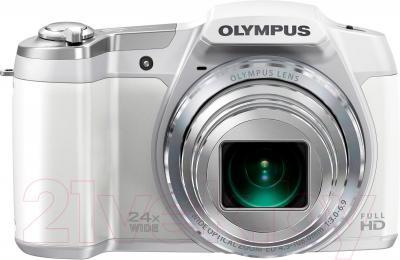 Компактный фотоаппарат Olympus SZ-16 (белый)