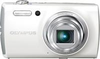 Компактный фотоаппарат Olympus VH-510 (серебристый) -