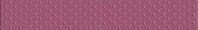 Бордюр Opoczno Baricello Fiolet Classic OD021-018 (450x70)