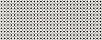 Декоративная плитка для ванной Opoczno Black&White Pattern D OP399-006-1 (500x200) -